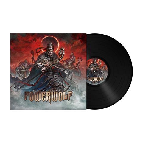 Blood Of The Saints (10th Anniversary Edition) - Standard Black LP by Powerwolf - lp - shop now at Powerwolf store