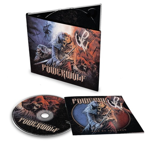 √Beast Of Gevaudan (Limited Digipack CD Single) von Powerwolf - CD single jetzt im Powerwolf Shop