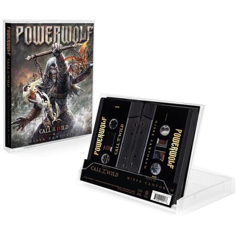 √Call Of The Wild (Ltd. Doppel MC) von Powerwolf - MC jetzt im Powerwolf Shop
