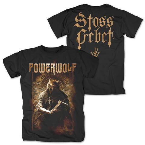 √Stossgebet von Powerwolf - T-Shirt jetzt im Powerwolf Shop