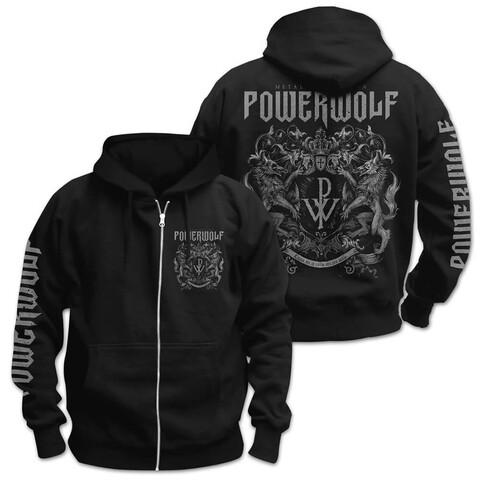 √Crest - Metal Is Religion von Powerwolf - Kapuzenjacken jetzt im Powerwolf Shop