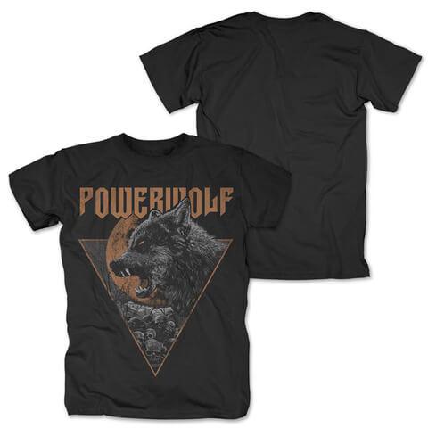 √Fullmoon von Powerwolf - T-Shirt jetzt im Powerwolf Shop