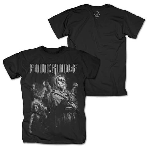 Dark Photo von Powerwolf - T-Shirt jetzt im Powerwolf Shop