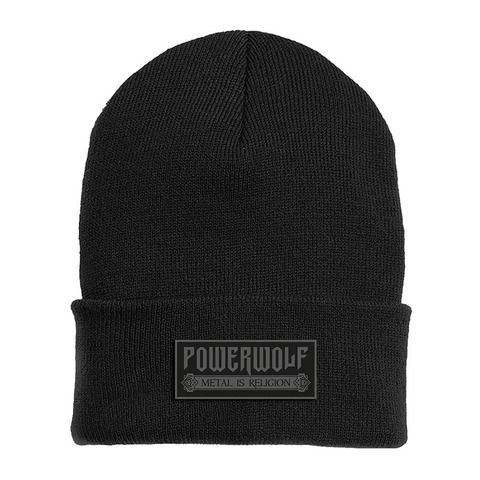 √Logo Metal Is Religion von Powerwolf -  jetzt im Powerwolf Shop