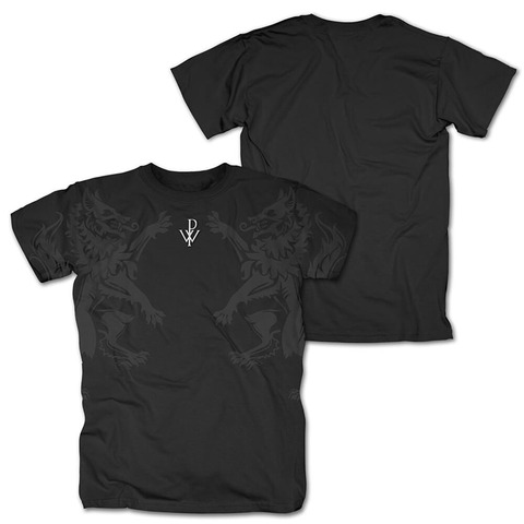 √Wolves and Logo von Powerwolf - T-Shirt jetzt im Powerwolf Shop
