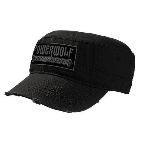 √Powerwolf Patch von Powerwolf - Army Cap jetzt im Powerwolf Shop