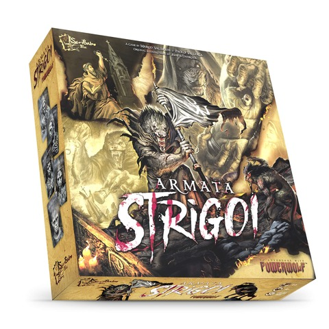 √Armata Strigoi - An Adventure with Powerwolf von Powerwolf - Game jetzt im Powerwolf Shop