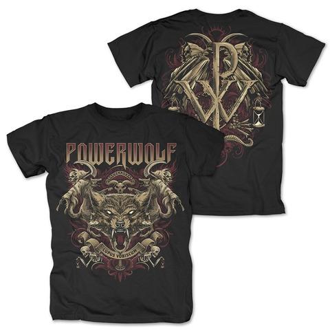 √Lupus Vobiscum von Powerwolf - T-Shirt jetzt im Powerwolf Shop