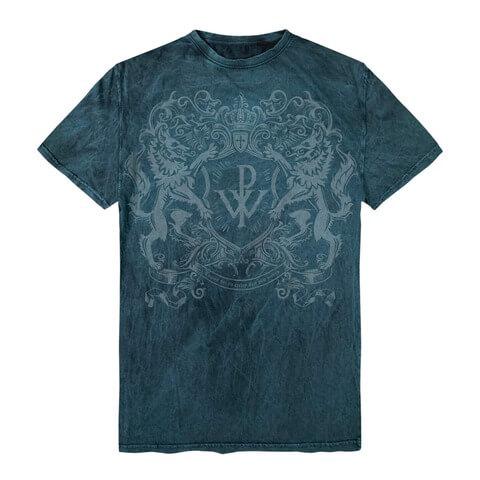 √Vintage Crest von Powerwolf - T-Shirt jetzt im Powerwolf Shop