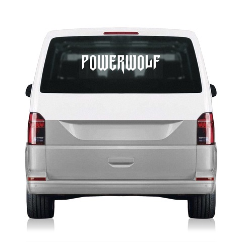 √Powerwolf Rear Window Sticker von Powerwolf - Sticker jetzt im Powerwolf Shop