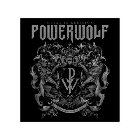 √Powerwolf Crest Sticker von Powerwolf - Sticker jetzt im Powerwolf Shop