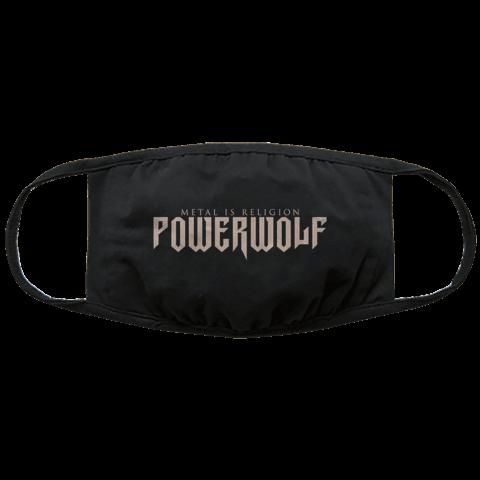 √Powerwolf Mask von Powerwolf - mask jetzt im Powerwolf Shop
