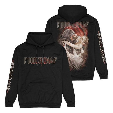 √Dancing With The Dead von Powerwolf - Hood sweater jetzt im Powerwolf Shop