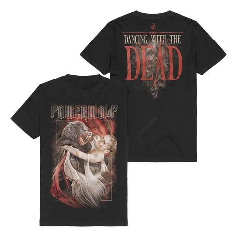 √Dancing With The Dead von Powerwolf - t-shirt jetzt im Powerwolf Shop