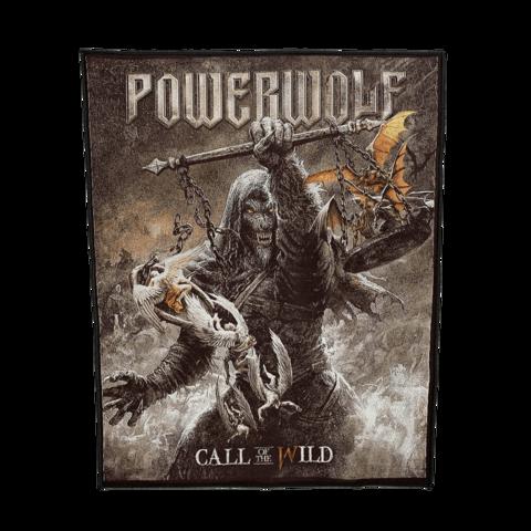 √Call Of The Wild von Powerwolf -  jetzt im Powerwolf Shop