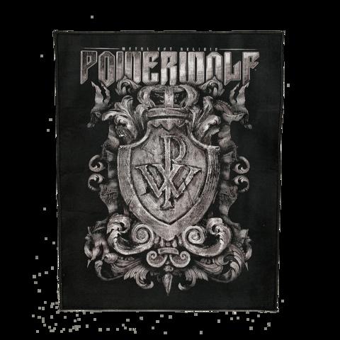√Metal Est Religio Crest von Powerwolf -  jetzt im Powerwolf Shop